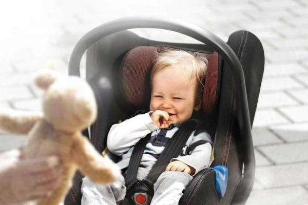 Bilstol baby 9 mnd