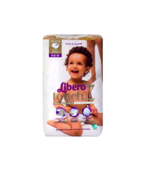 Libero Touch bleier