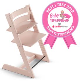 Test av babystoler! Hvilken høystol er best i test?