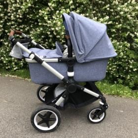 Vi har testet barnevognen Bugaboo Fox