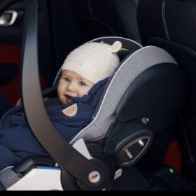 Bør vi kjøpe en bilstolpose til minsten?