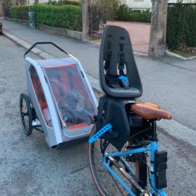 Best i test sykkelvogn 2020!