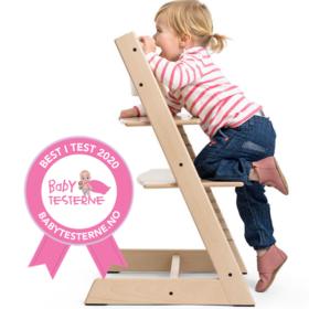 Stor test av babystoler 2020!