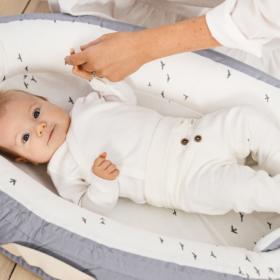 Babynest fra Voksi